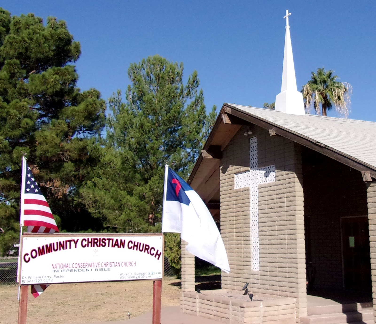 Community Christian Church of Valley Farms